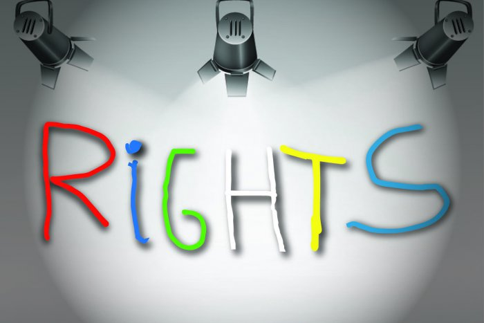 Lights on Rights!